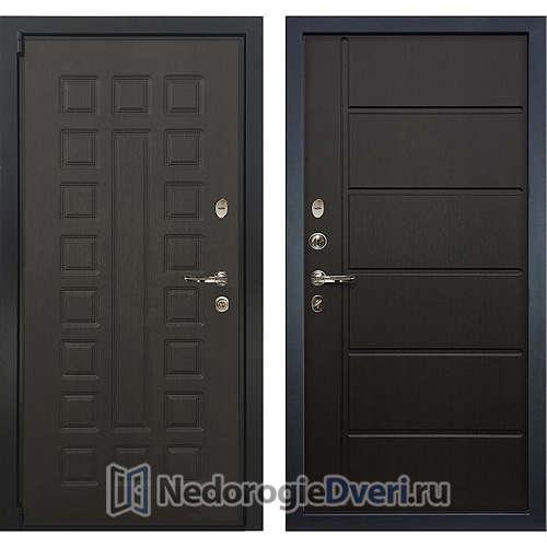 Входная дверь Лекс Неаполь Mottura Cisa (№41 Венге)