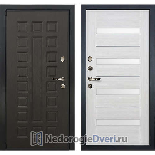 Входная дверь Лекс Неаполь Mottura Cisa (№46 Беленый дуб)