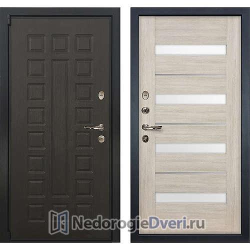 Входная дверь Лекс Неаполь Mottura Cisa (№48 Ясень Кремовый)