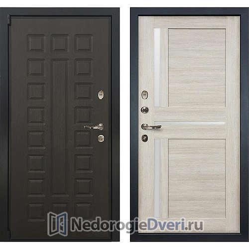 Входная дверь Лекс Неаполь Mottura Cisa (№49 Ясень кремовый)