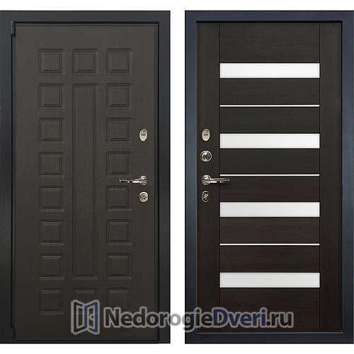 Входная дверь Лекс Неаполь Mottura Cisa (№51 Венге)