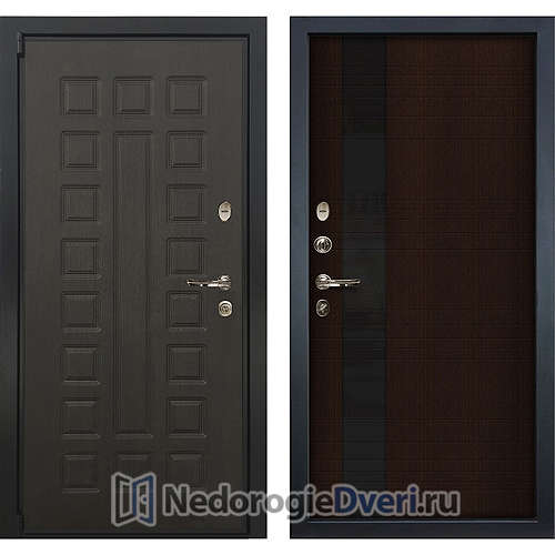 Входная дверь Лекс Неаполь Mottura Cisa (№53 Венге)