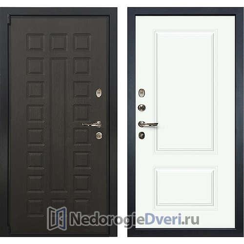 Входная дверь Лекс Неаполь Mottura Cisa (№55 Эмаль белая)