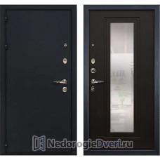 Металлическая дверь Лекс Рим (№22 Венге с зеркалом)