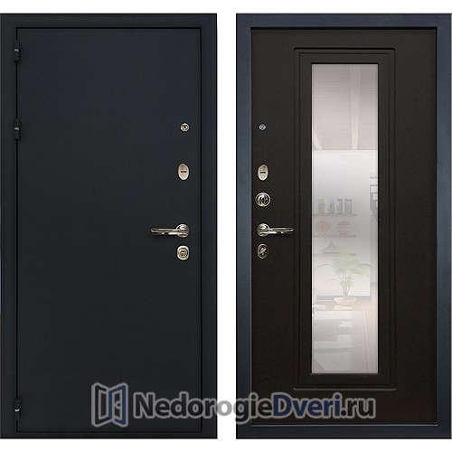 Входная дверь Лекс Рим (№22 Венге с зеркалом)