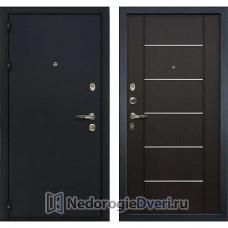 Металлическая дверь Лекс Рим (№24 Венге с молдингом)