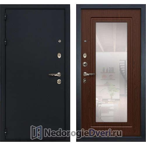 Входная дверь Лекс Рим (№30 Береза мореная с зеркалом)