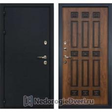 Входная дверь Лекс Рим (№33 Golden патина чёрная)