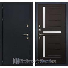 Входная дверь Лекс Рим (№35 Венге с матовым стеклом)