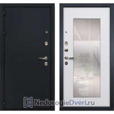 Металлическая дверь Лекс Рим (№37 Белый ясень с зеркалом)