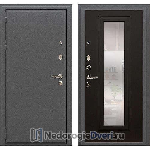 Входная дверь Лекс Колизей (№22 Венге с зеркалом)