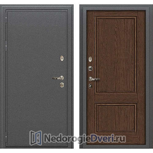 Входная дверь Лекс Колизей (№57 Орех)