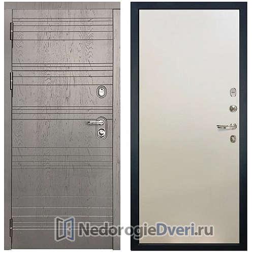 Входная дверь Лекс Легион (№62 Белый ясень)