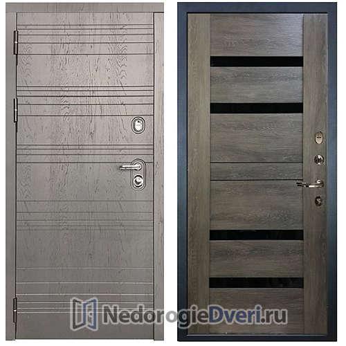 Входная дверь Лекс Легион (№65 Неро)