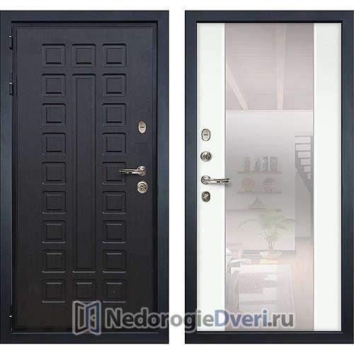 Входная дверь Лекс Гладиатор 3К (№61 Циркон 3 Экошпон)