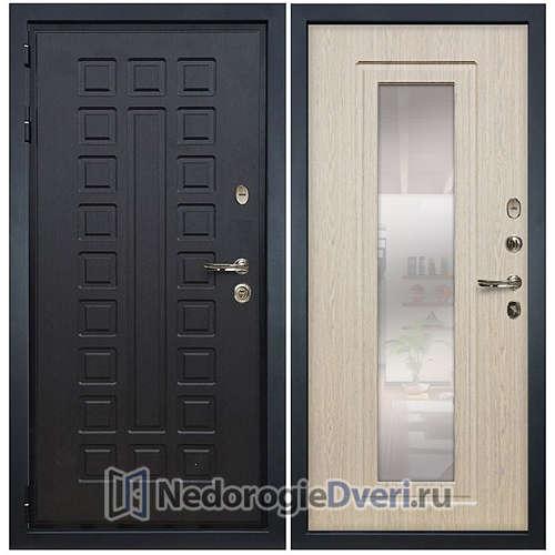 Входная дверь Лекс Гладиатор 3К (№23 Беленый дуб)