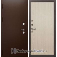 Дверь с терморазрывом Лекс Сибирь Термо 3К Терморазрыв (№1 Беленый дуб)