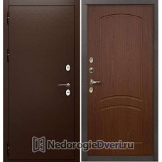 Дверь с терморазрывом Лекс Сибирь Термо 3К терморазрыв (№11 Береза мореная)