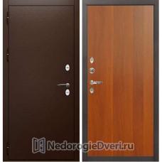 Входные двери Лекс Терморазрыв Сибирь Термо 3К (для улицы) №3 Итальянский Орех
