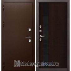 Входная дверь Лекс Сибирь Термо 3К (№53 Венге)