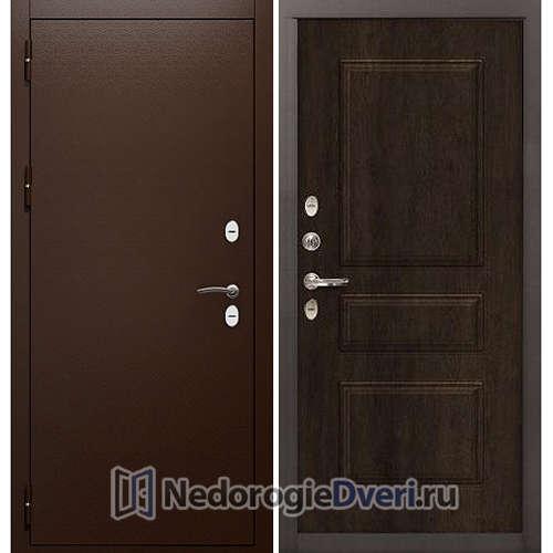 Входная дверь Лекс Сибирь Термо 3К (№60 Almon 28)