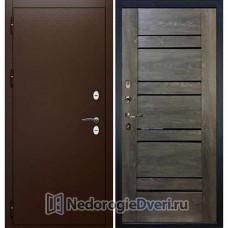 Входная дверь Лекс Сибирь Термо 3К Терра (Панель 64)